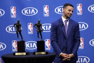 MVP Curry 2016