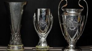 Trofeos Futbol Europa