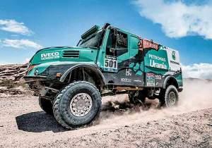 Camión Dakar