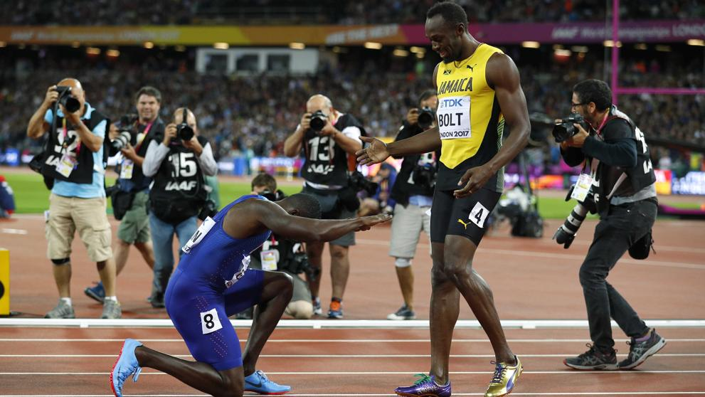 Gatlin Bolt
